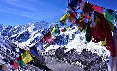 beauty of this easy trek seen from kyanjing ri view point is not comparable with Langtang Valley Trekking Cost