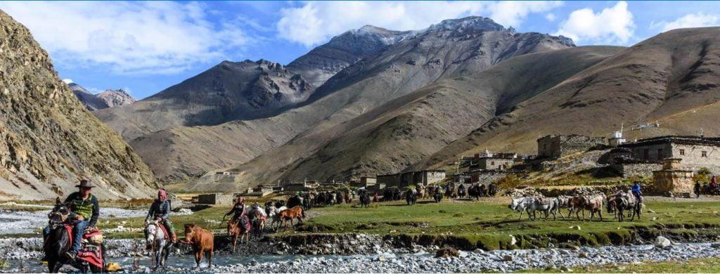 Upper Dolpo Camping Trekking 29 Days