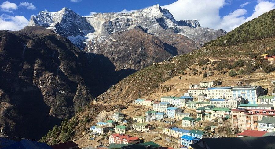 Everest Base Camp Gokyo Ri Trekking - 17 Days