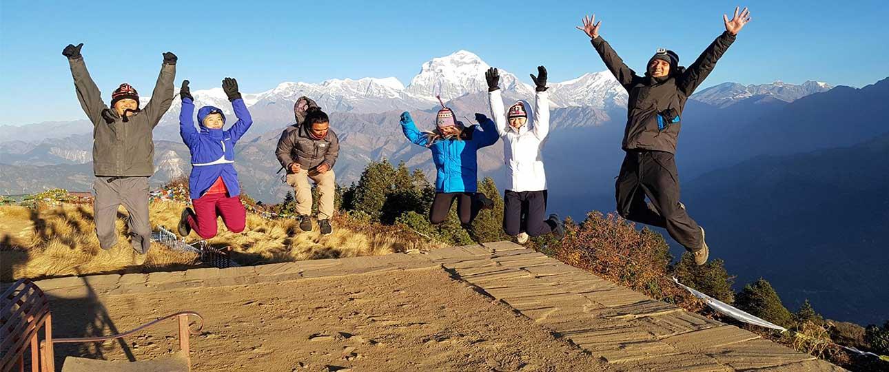 1day Hike to Champadevi