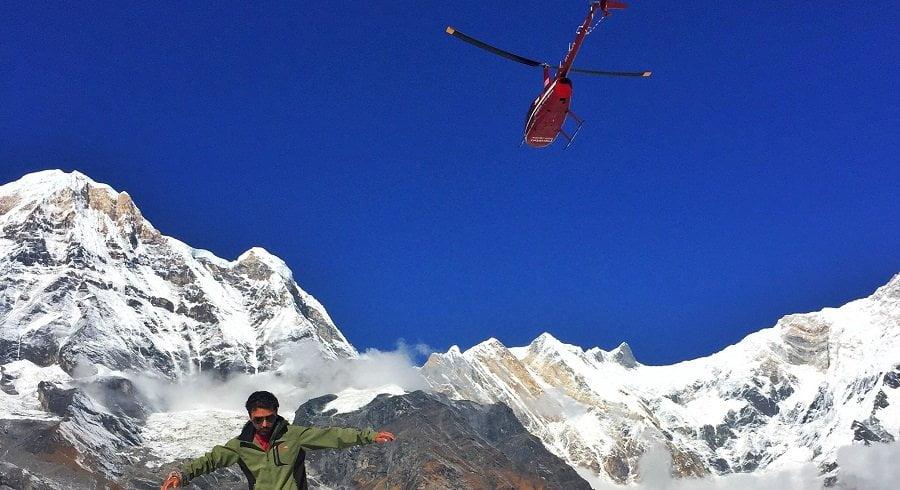 Ghorepani Ghandruk Village Trekking 7 Days