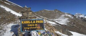Annapurna 2 high pass trek