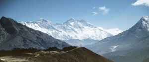View seen during Everest Panorama view trek