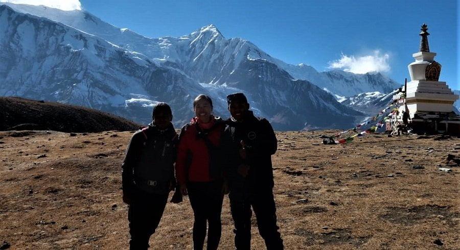 Annapurna Circuit Heli Trek 12 Days