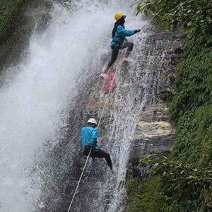 a top up program of 7 days Nepal adventure tour - kayaking