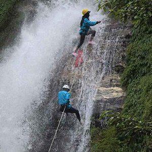 a top up program of 7 days Nepal adventure tour - kayaking