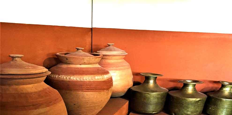 Inside the kitchen of locals in Bungmati Khokana day tour