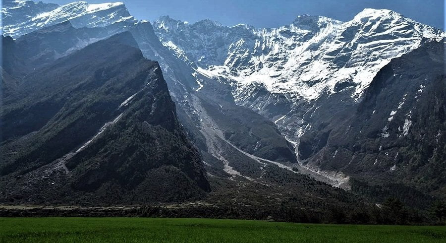 Ganesh Himal Base Camp Trekking