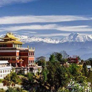 monastery near Bhaktapur in kathmandu bhaktapur tour