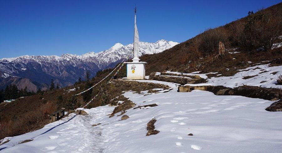 Helambu Gosainkunda Trekking 13 Days
