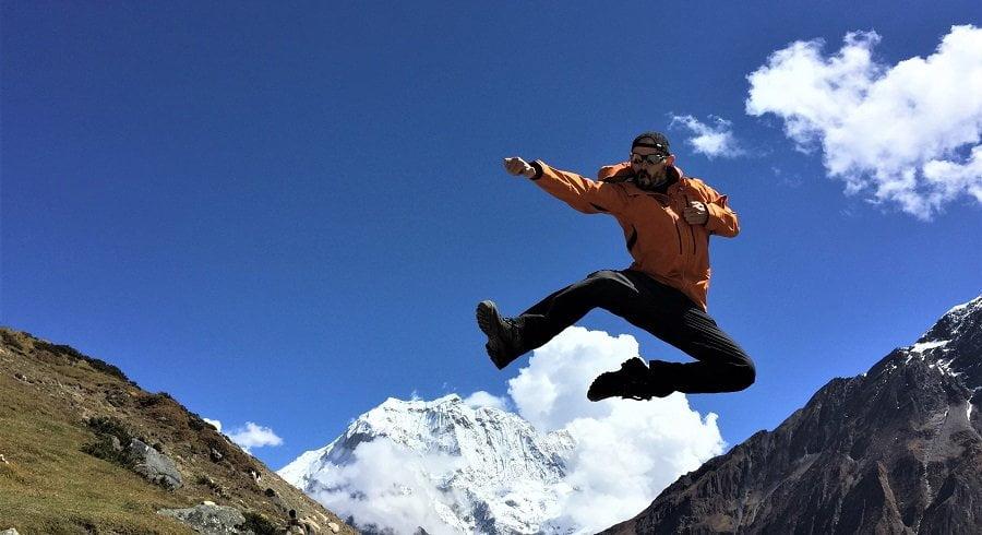 Hotspring Annapurna Manaslu Circuit Trek 21 Days
