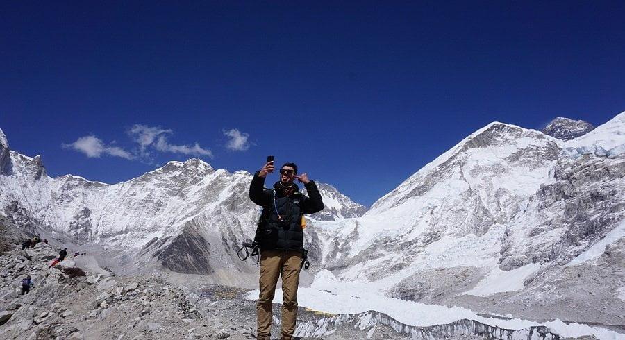 12 Days Everest basecamp trekking in Nepal