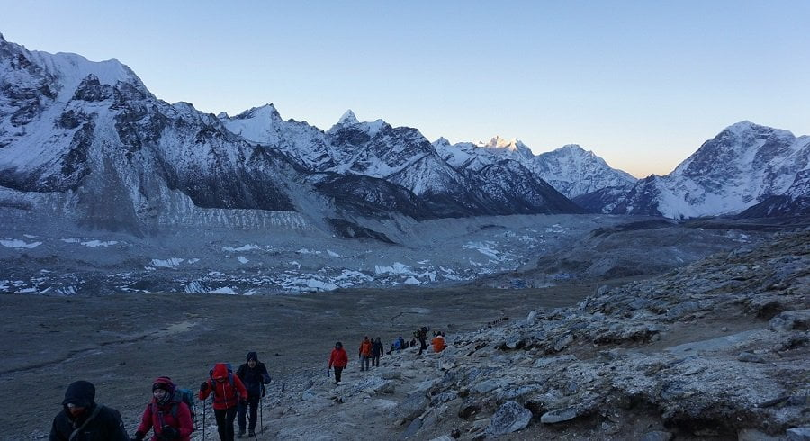 Gokyo Ri trek - 11 days