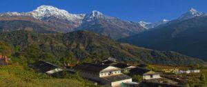 Poonhill Ghandruk Village Trek