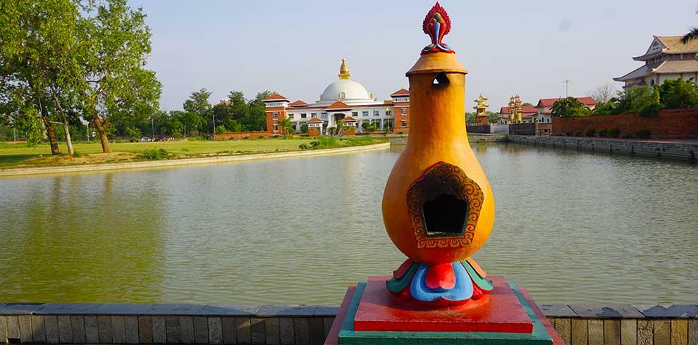 Festival of Binding Sacred Thread in Nepal