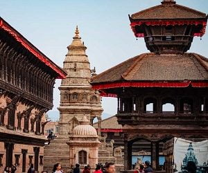 Architectural beauty of Bhaktapur seen in Kathmandu Valley Tour