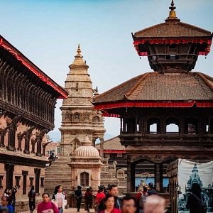 Architectural beauty of Bhaktapur seen in Kathmandu Valley Tour