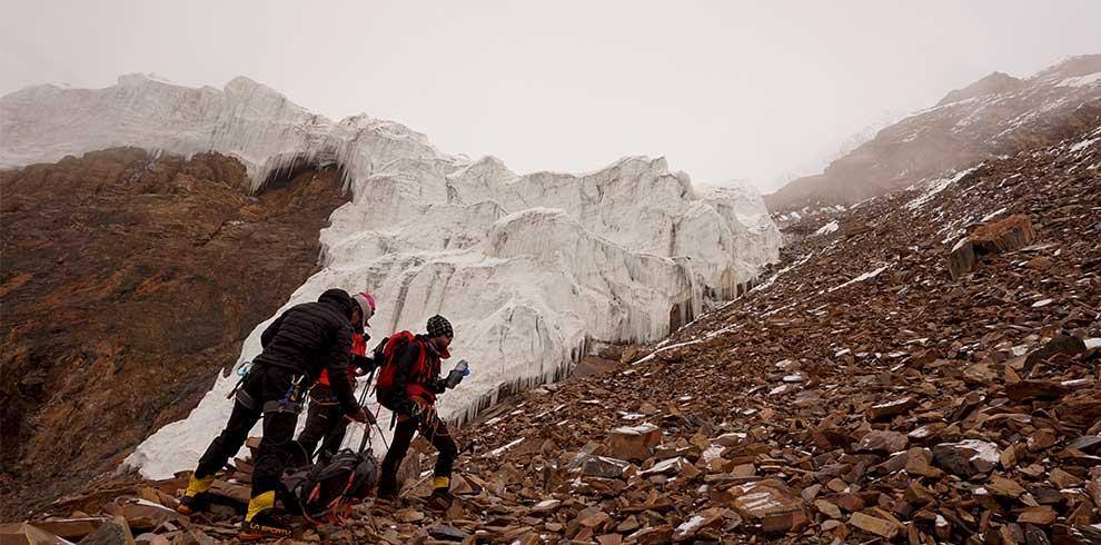 madi himal peak climbing