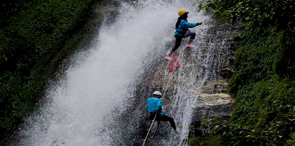 Water sports in pokhara on 7 days adventure tour package