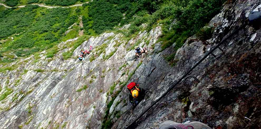 Rock climbing at Bimalnagar is one of the attraction of our Adventure tour package in your Nepal tour