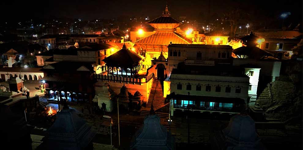 1 Evening Spiritual Nepal Tour