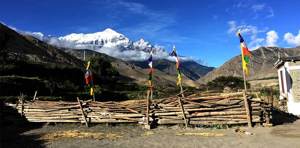 Jomsom Muktinath Trekking 13 Days