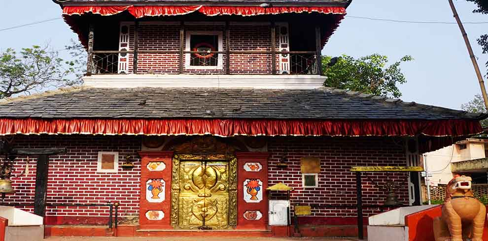 local temple visited during Rampur tour