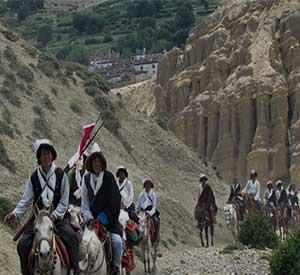 Cultural beauty of Upper mustang and experience of different type of Destination in Nepal