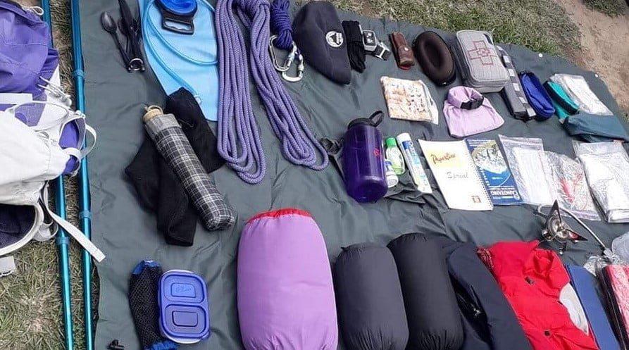 Equipment Pack List For Nepal Trekking