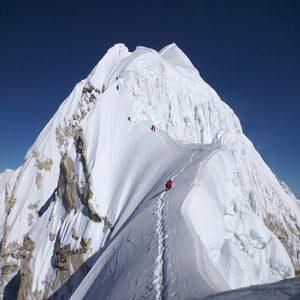 Baruntse peak Climbing