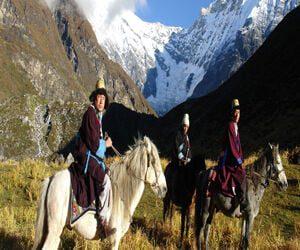 Langtang Valley Hike