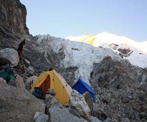 Pachherma peak climbing