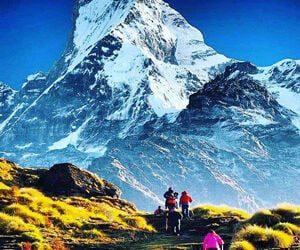 Mardi Himal Hike