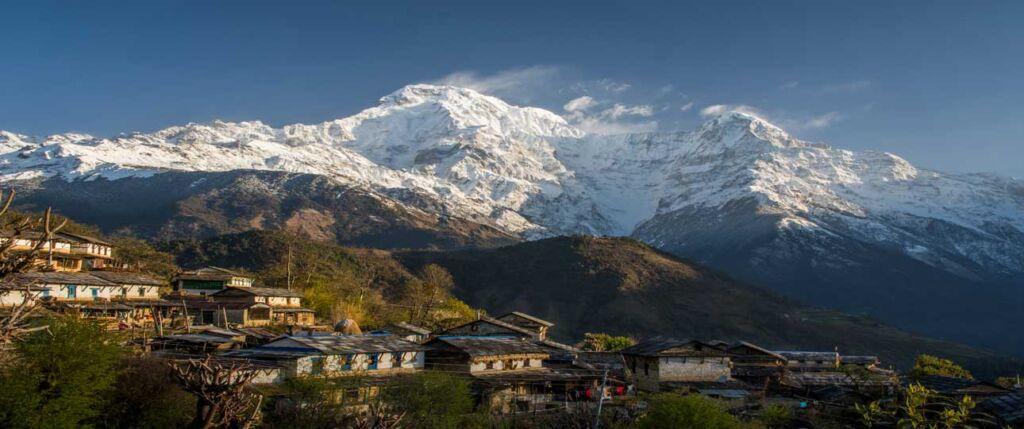 Ghandruk Village Hike