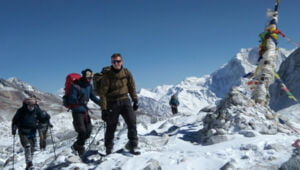 Manaslu circuit trek blog