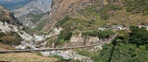 Manaslu circuit trek blog