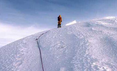 Pokalde peak climbing with everest basecamp trek