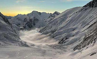 Dhampus peak climbing Thumbnail picture