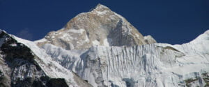 Mt makalu the 5th tallest mountain in the world