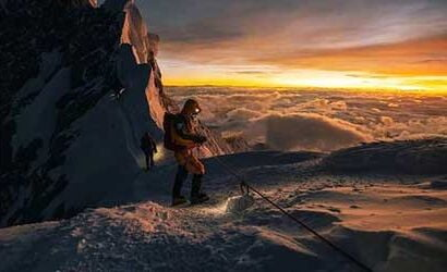 Expedition to Annapurna south with local agency in Nepal